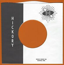 HICKORY REPRODUCTION RECORD COMPANY SLEEVES - (pack of 10)