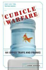 New Cubicle Warfare : 101 Office Traps and Pranks John Austin (2008, Paperback)