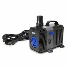 Oxyful 2113GPH Frequency Variation Pond Submersible Amphibious Eco Pump 2070 GL