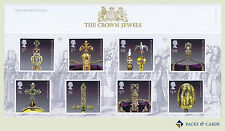 2011 The Crown Jewels Stamps in Presentation Pack PP434 (printed no.459)