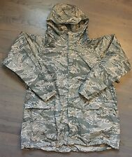 US ARMY MILITARY ECWC COLD WEATHER WOODLAND CAMO PARKA LARGE REGULAR