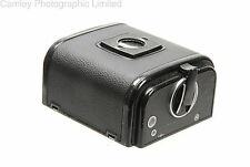 Hasselblad 1975 A12 Black Back. Matched insert (30147). Condition – 4E [4470]