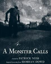 A Monster Calls: Inspired by an idea from Siobhan Dowd by Ness, Patrick