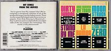 HIT SONGS FROM THE MOVIES CD 1988 DIRTY DANCING/MOON STRUCK/LA BAMBA