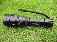 Mastiff M2 CREE XM-L2 T6 LED 3-mode 600 Lumens Warm White Lamps Flashlight Torch