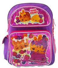 """Num Noms 16"""" Large School Backpack Book Bag - Girls Backpack"""