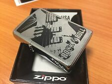 Great Zippo lighter rock and roll guitar flash Limited Edition 2009, top price