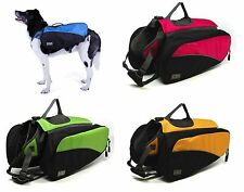 Kyjen Outward Hound QUICK RELEASE BACKPACK for Dog  * PINK  SMALL