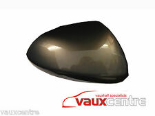 Vauxhall Corsa D O/S Drivers Side Pepper Dust Wing Mirror Cover 13187632 GJM