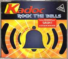 Kadoc - Rock The Bells - CDM - 1997 - Eurodance Sash! Full Ace Music 7 TR