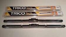 "KIA CERATO 2005-2014 NEW PAIR TRICO FLAT WIPER BLADES 24x16"" OZ STOCK"