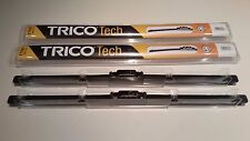 "MAZDA 3 2009-2013 all models PAIR NEW TRICO FLAT WIPER BLADES.24""x19"" OZ STOCK"