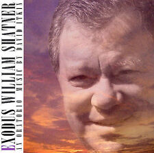 Exodus William Shatner An Oratorio Music David Itkin(CD, 2008) SHIPS NEXT DAY