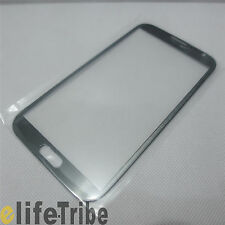 Front Glass Outer Lens Touch Screen for Samsung Note 2 GT-N7100 Gray