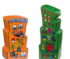%  Salz u Pfefferstreuer James Rizzi  SPICE UP YOUR LIFE von Goebel  %