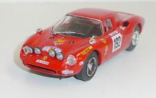 Model BOX  Ferrari 250 LM Racing #192 rot 1:43