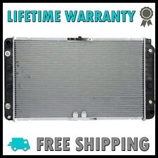 New Radiator For Cadillac Commercial Chassis Fleetwood Caprice Impala 4.3 5.7 V8