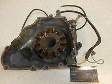 82 1982 Kawasaki KZ200 KZ 200 Genuine Stator Magneto Generator + Case Side Cover