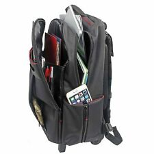 Promate trolleyPak-1 Multi-purpose Portable Trolley Bag for Laptops up to 15.6""