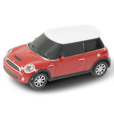Official BMW Mini Cooper S USB Memory Stick 4Gb - Red