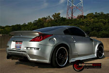 2003-2008 350Z Z33 DL Style Portion Carbon Fiber Rear Bumper Body Kit For Nissan