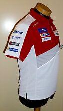 2016 Ducati Motogp Team Polo Shirt, Andrea Dovizioso / Iannone, Casey Stoner.