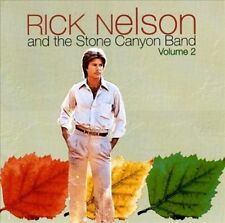 RICK NELSON AND THE STONE... - Ricky Nelson And Stone Canyon Band... CD Like New