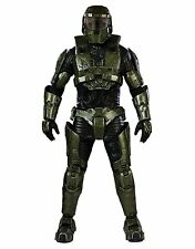 HALO 3 Master Chief Licensed Supreme Costume Mask Helmet LED Lights Full Armor