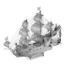 Piececool Metal Puzzles The Queen Anne's Revenge Model DIY 3D Laser Cut Toy Q