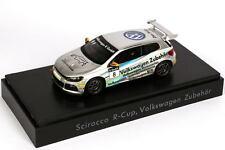 1:43 VW Scirocco III R-Cup 2011 Volkswagen Zubehör Nr.8 - Dealer-Edition - OEM