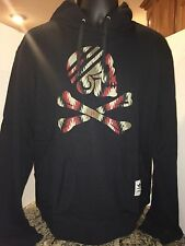 Adidas x Neighborhood Skull and Bones Pullover Logo Hoodie Hoody XL Limited