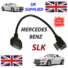 Mercedes Benz SLK CLASS A0018279204 iPhone 3GS 4 4GS iPod USB Cable replacement