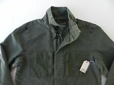 Jack Purcell Converse Jungle Cloth Utility Green Denim Jacket size L (Large)