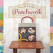 Playful Patchwork, Koseki, Suzuko, Very Good Book