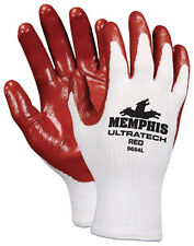 Memphis Large UltraTech 13 Gauge Nitrile Coated Work Gloves 9684L In Stock!!