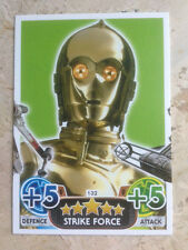STAR WARS Force Awakens - Force Attax Trading Card #132 Puzzle