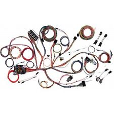1964 65 1966 MUSTANG CLASSIC UPDATE AMERICAN AUTOWIRE WIRING HARNESS KIT 510125