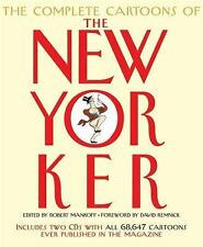 The Complete Cartoons of The New Yorker, Mankoff, Robert, Very Good Book