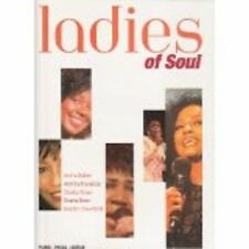 Ladies of Soul Piano Vocal Guitar Sheet Music Songbook Diana Ross Franklin S24