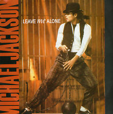 "Michael Jackson - Leave Me Alone - 7 "" Single"