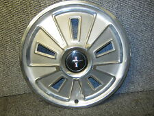 1966 MUSTANG CENTER CAP HUB FORD FIVE POINT 5 COVER VINTAGE 14 INCH HUBCAP