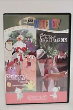 The Princess & the Pea Chronicles / Return to Secret Garden Movie Childrens DVD