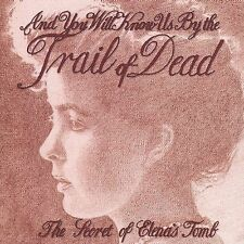 The Secret of Elena's Tomb by And You Will Know Us by the Trail of Dead(used CD)