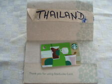 THAILAND ,Starbucks,,new gift card, 6075 mini,  cup/beakers  with folder