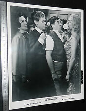 PHOTO CINEMA PARAMOUNT 1961 LE ZINZIN D'HOLLYWOOD JERRY LEWIS ERRAND BOY