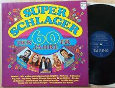 SUPER SCHLAGER DER 60er JAHRE DDR INTERSHOP LP: BRÜHL BLUE DIAMONDS (AWA6830208)