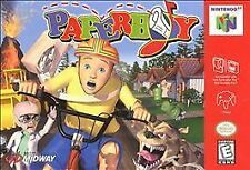 ***PAPERBOY NES NINTENDO GAME COSMETIC WEAR~~~
