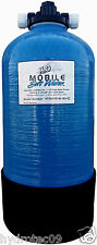 Mobile Soft Water 16000gr Portable Manual Softener,W/salt port-Eco style-RV-Boat
