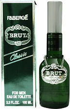 Brut Classic By Faberge Perfume For Men - 100 ML EDT MADE IN USA