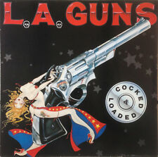 33 LP L.A. Guns ‎– Cocked & Loaded Vertigo ‎– 838 592-1 EU 1989